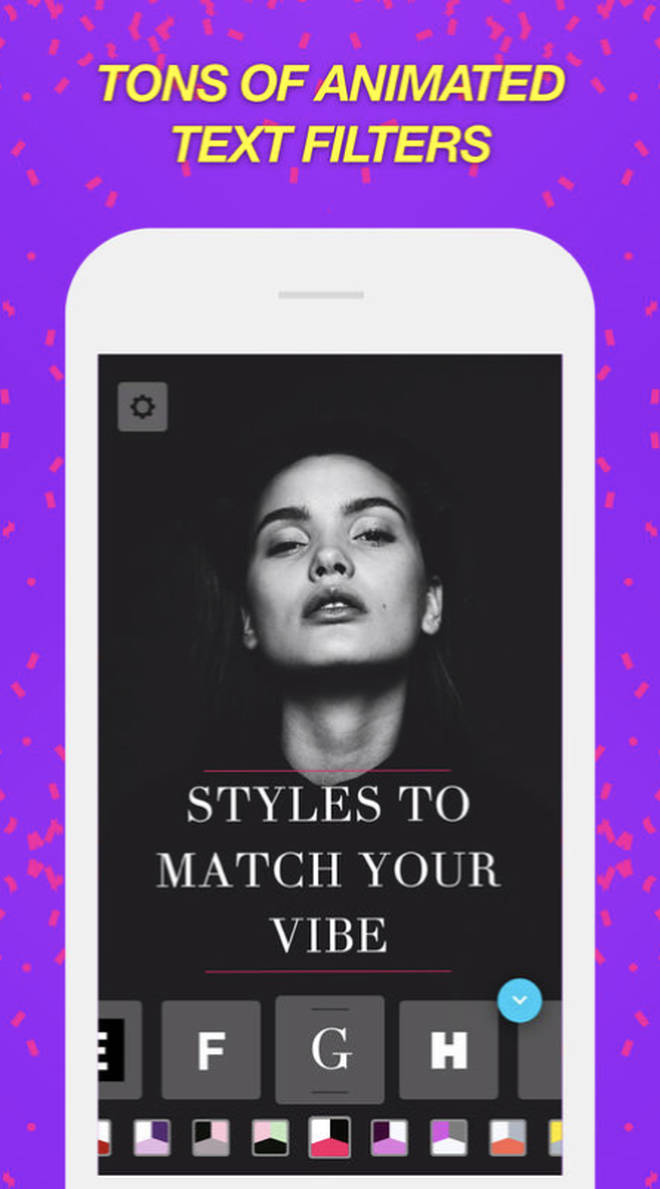 Hype Type App
