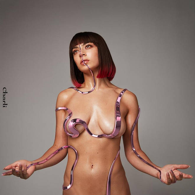 Charli XCX - Charli Album Artwork