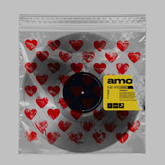 Bring Me The Horizon - amo Album Cover
