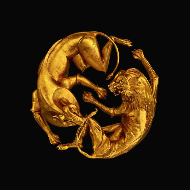 Beyoncé - The Lion King: The Gift Album Cover
