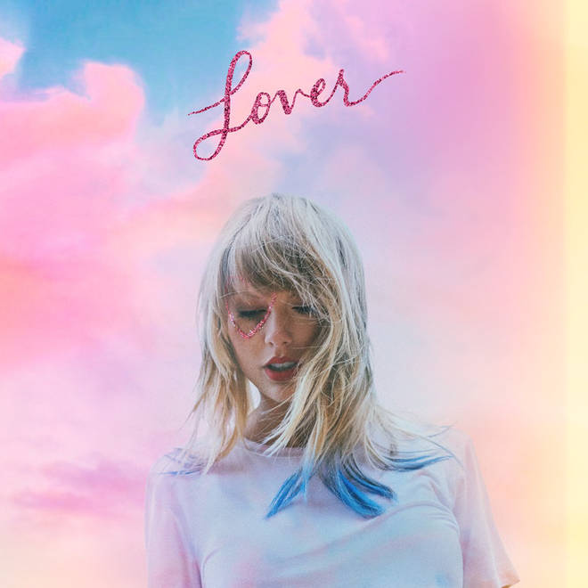 Taylor Swift Lover Album Artwork