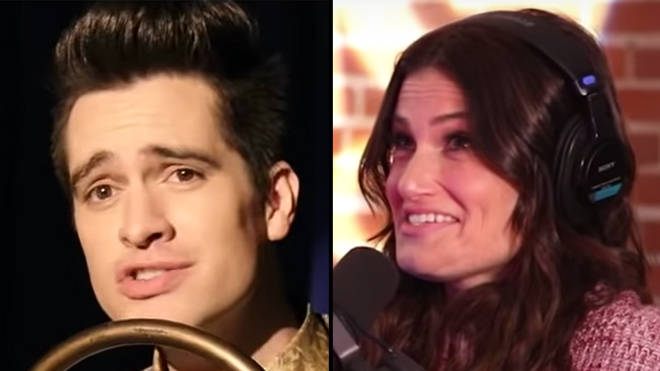 Idina Menzel praises Panic! At The Disco's version of 'Into the Unknown' from Frozen 2