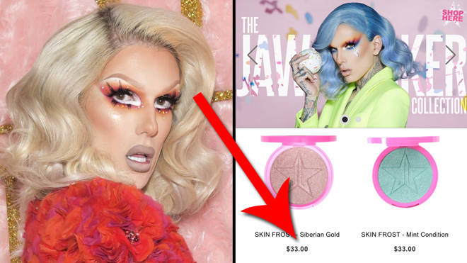Jeffree Star fans call out website re-selling his 'makeup' at higher prices