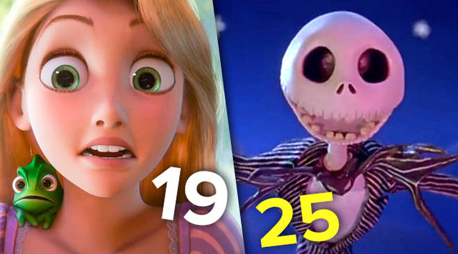 Can we guess your age based on your favourite Disney films?