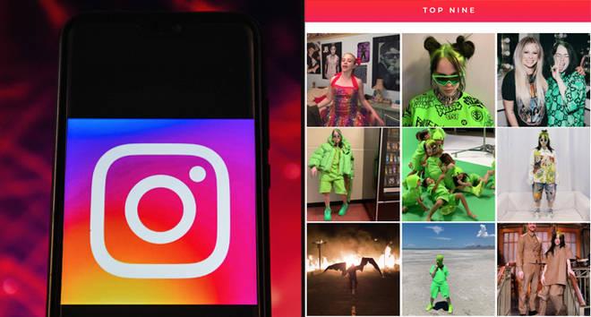 2020 Best Nine.Instagram Top Nine How To See Your Top 9 Posts Of 2019
