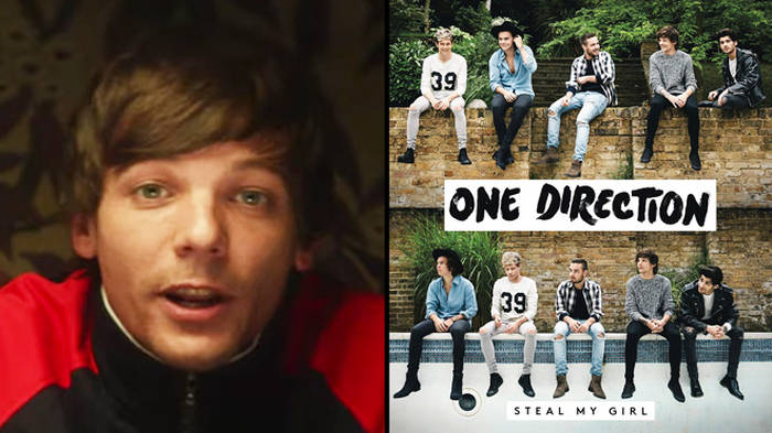 One Direction fans think Louis Tomlinson's new song sounds exactly like Steal My Girl