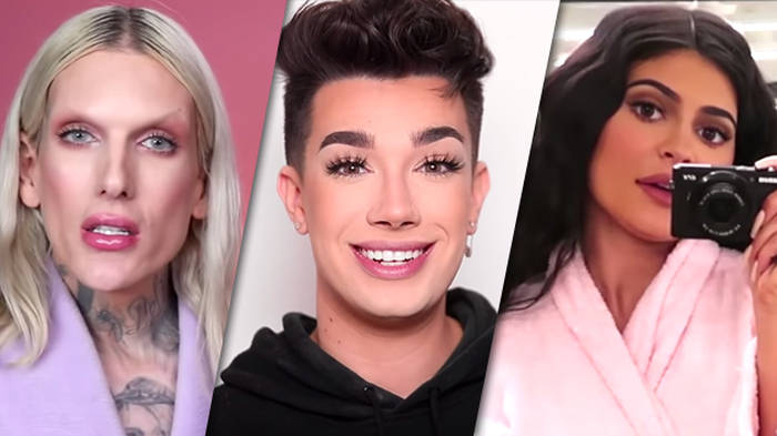 James Charles beats Jeffree Star and Kylie Jenner in YouTube Rewind's 'Most Liked Beauty Video'