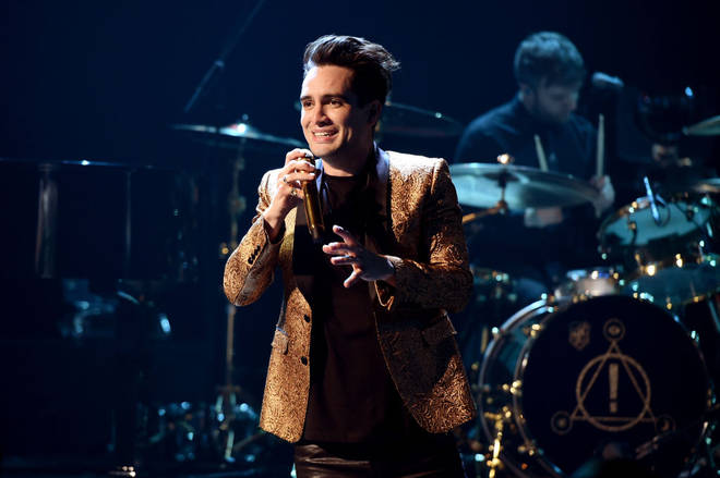 Brendon Urie iheart radio concert