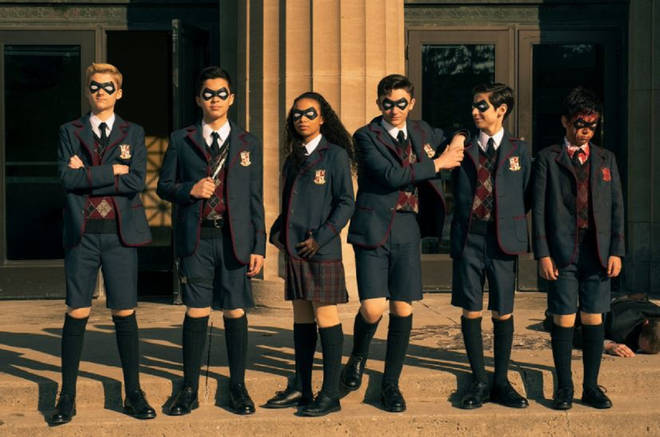The Umbrella Academy, Best TV Shows of 2019, Best Netflix shows of 2019