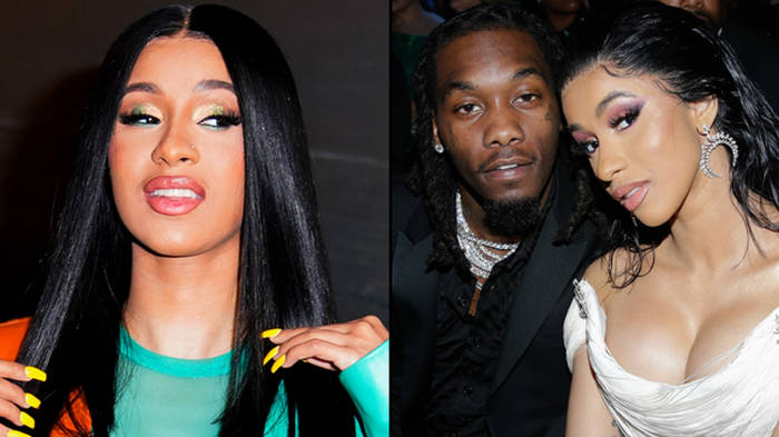 Cardi B explains why she forgave her husband Offset after he cheated