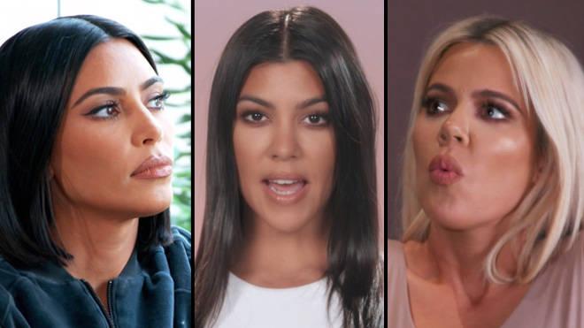 Is Kourtney Kardashain leaving KUWTK? Kim and Khloe threaten to fire her