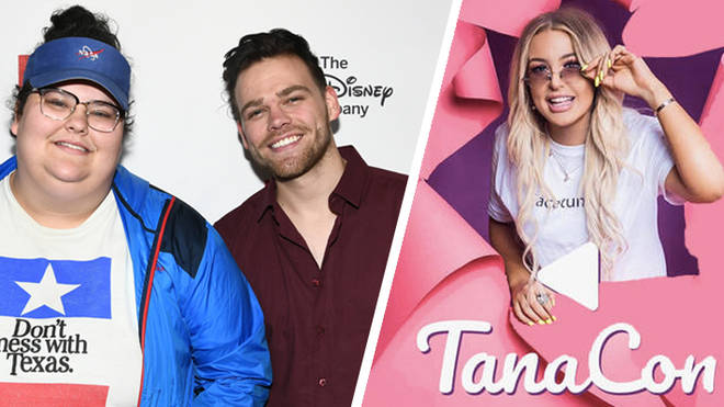 Elijah Daniel and Christine Sydelko planned to reunite at TanaCon