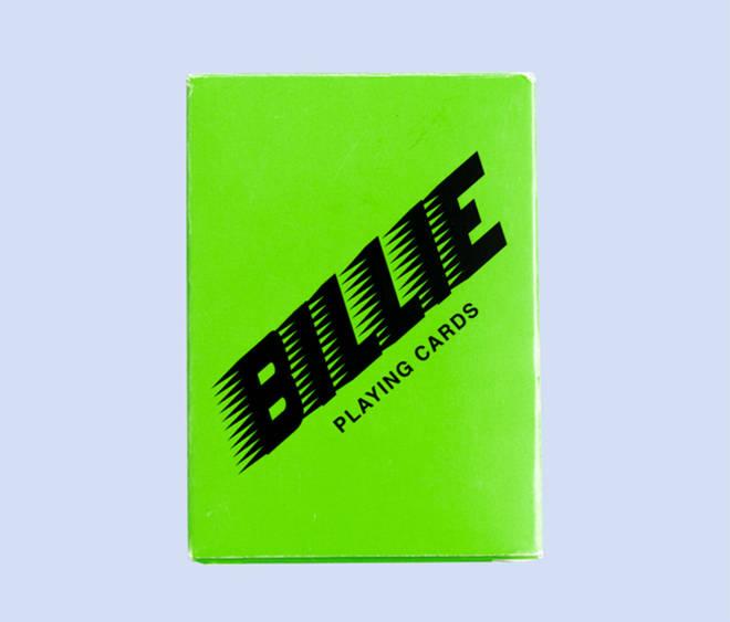 Billie Eilish Playing Cards