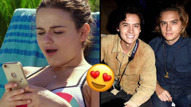 Joey King, Cole Sprouse & Dylan Sprouse