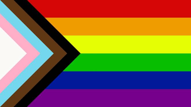 """Progress"" Pride Flag"