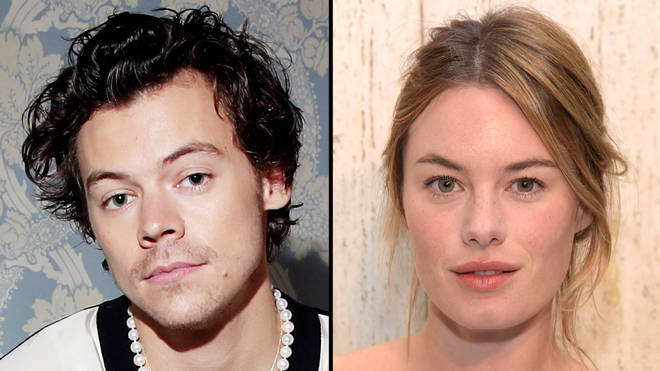 Harry Styles fans are crying over the Camille Rowe dialogue in his 'Cherry' lyrics
