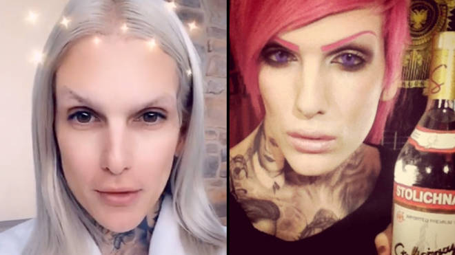 Jeffree Star claps back at accusations that he lied about never drinking alcohol
