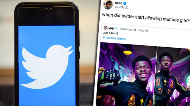 How to add multiple GIFs on Twitter