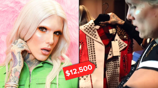 Jeffree Star clears out designer wardrobe ahead of moving into new Hidden Hills house