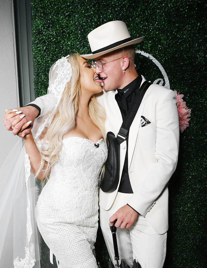 Social Media Superstars Jake Paul And Tana Mongeau Get Married!