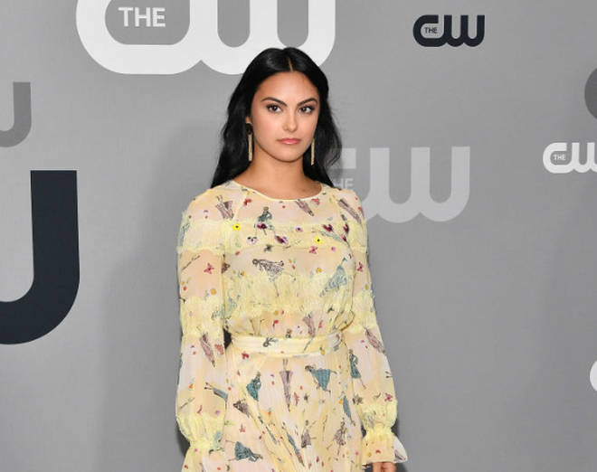 Camila Mendes at CW upfronts