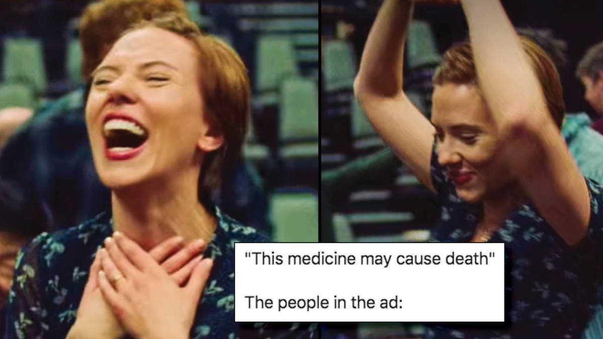 The Scarlett Johansson Dancing Meme From Marriage Story Is Hilariously Savage Popbuzz