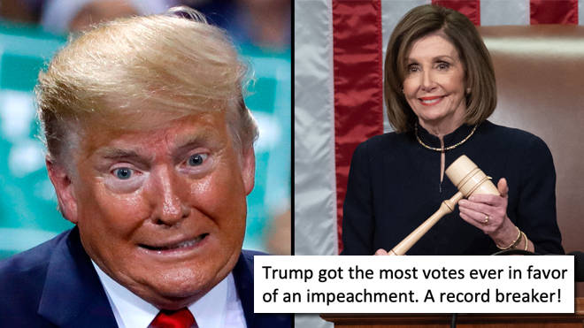 Donald Trump impeachment memes will soothe your soul