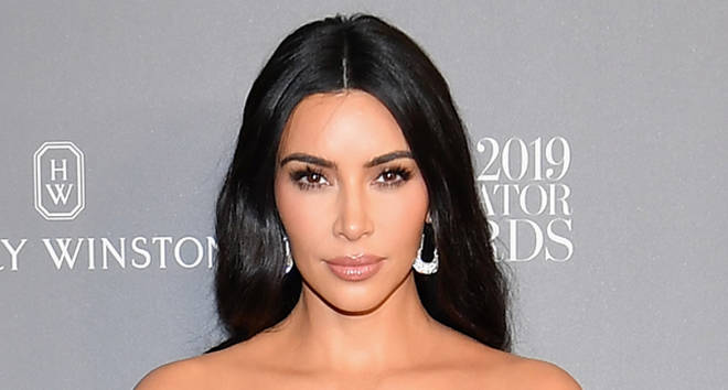 Kim Kardashian West attends the WSJ Magazine 2019 Innovator Awards