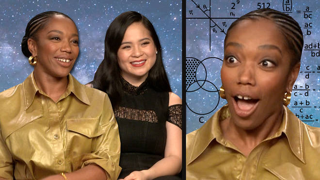 Naomi Ackie and Kelly Marie Tran take on the Most Impossible Star Wars quiz