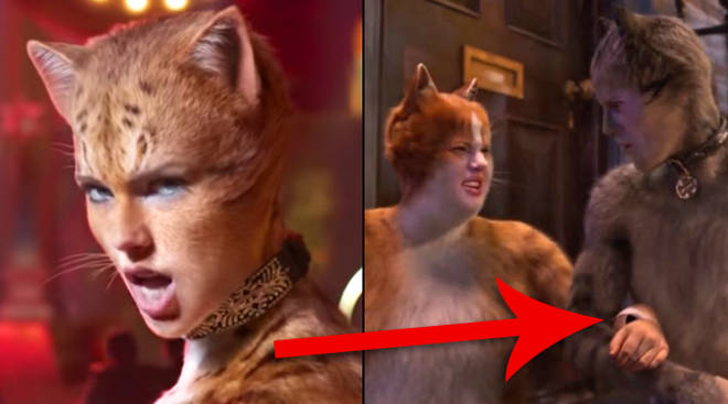 Cats is being re-sent to cinemas because of the CGI mistakes