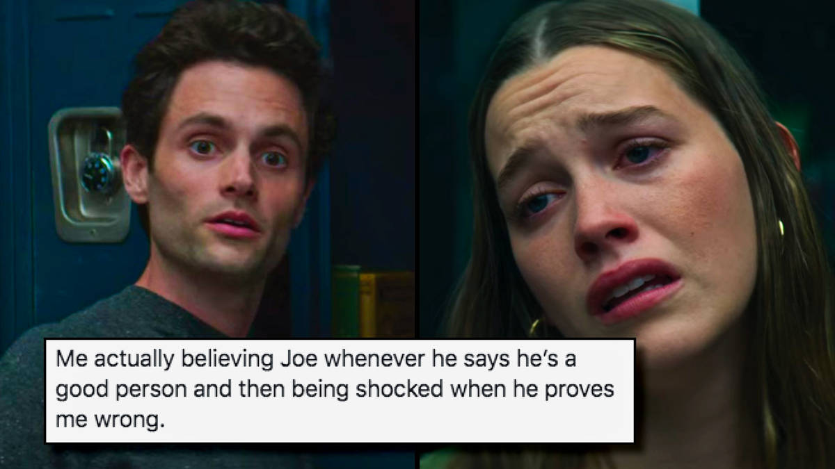 You Season 2 Memes You Ll Understand If Joe And Love Had You