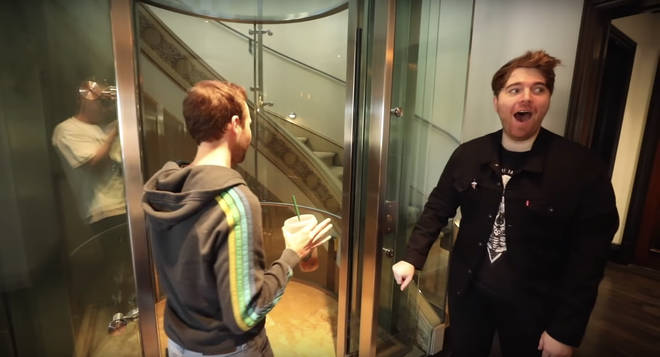 Jeffree Star's new Hidden Hills house has a 3-story elevator