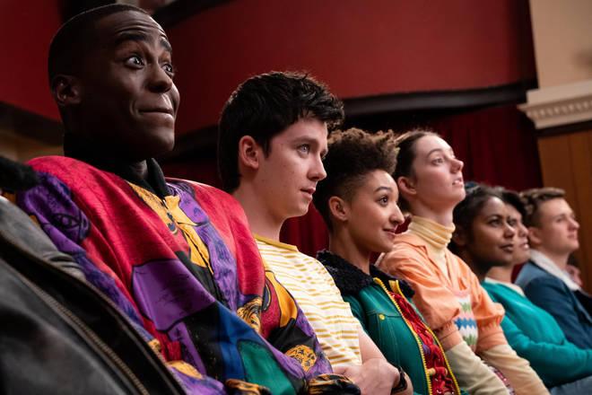 Sex Education season 2 returns to Netflix on January 17th
