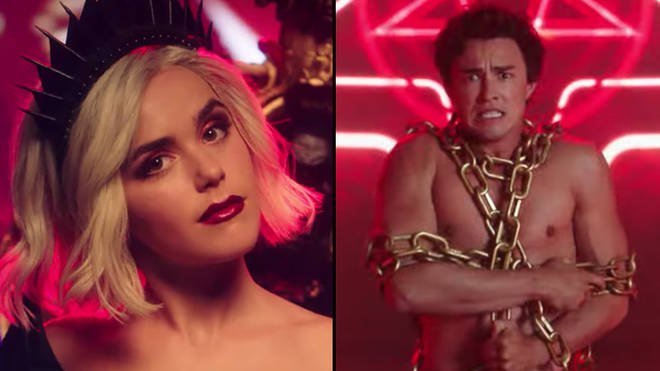 Chilling Adventures of Sabrina season 3 trailer is here and it's a music video