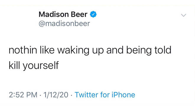 "Selena Gomez slams fans ""bullying"" Madison Beer over Hailey Bieber rumours (1)"