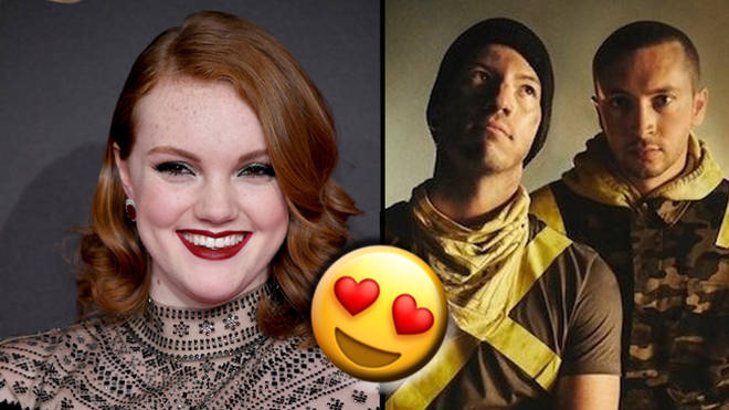 Shannon Purser & Twenty One Pilots