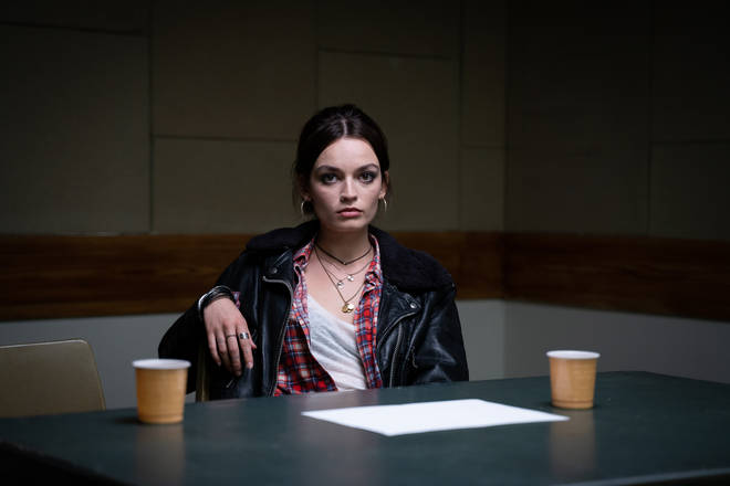 Maeve Wiley as played by Emma Mackey in Sex Education season 2