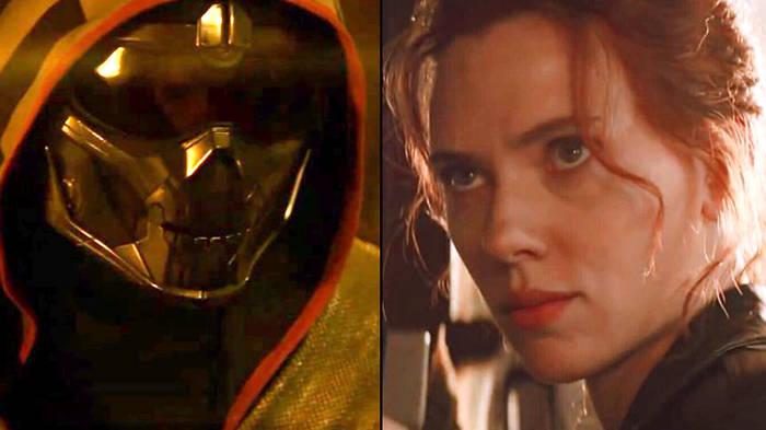 Black Widow Who Plays Taskmaster All The Main Identity Theories Popbuzz