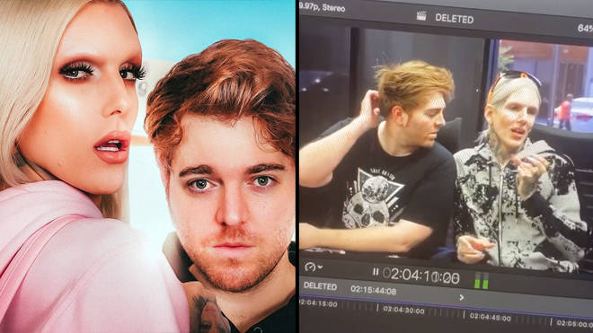 Shane Dawson posts The Beautiful World of Jeffree Star deleted scenes on Instagram