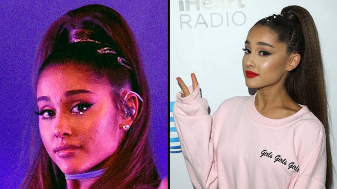 Ariana Grande claps back at fans criticising her clothes