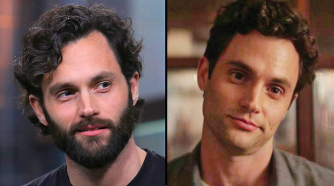 Fans want Penn Badgley to keep his beard for You season 3