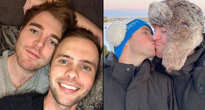 Shane Dawson and Ryland Adams' cutest relationship moments