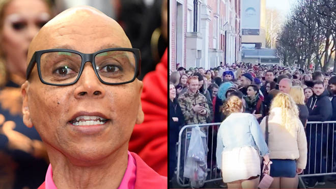 RuPaul's DragCon UK attendees demand refunds after being locked out due to overcrowding