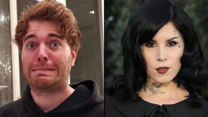 Shane Dawson says he asked to be removed from Kat Von D's PR list