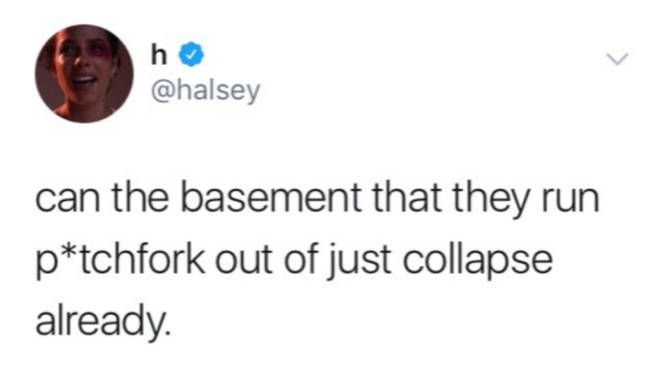 Halsey apologises for insensitive 9/11 tweet in response to negative Manic review (2)