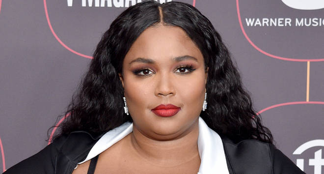 Lizzo attends the Warner Music Group Pre-Grammy Party 2020