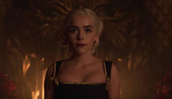 Sabrina Spellman, Queen of Hell