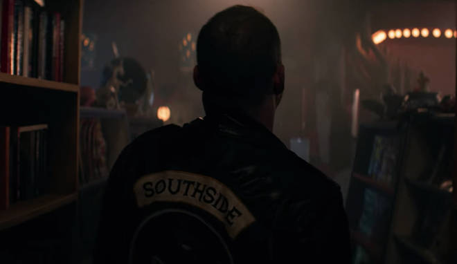 Sabrina season 3 features a cameo from a Southside Serpent
