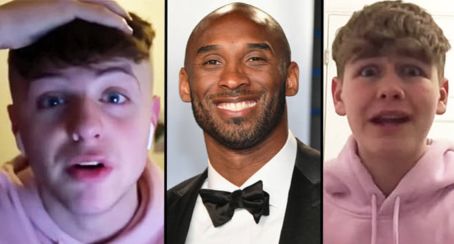 "YouTubers who made videos ""calling"" Kobe Bryant"