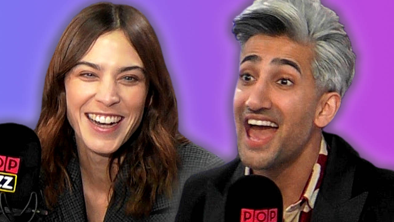 Next In Fashion S Tan France And Alexa Chung Address Heated Exchange With Kerby Popbuzz